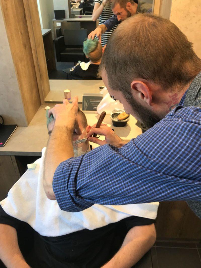 Barber Shop - Türkische Nassrasur