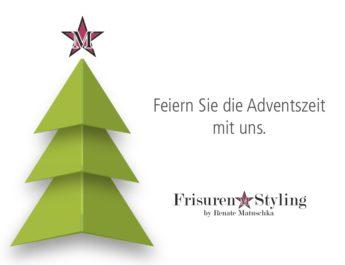 Weihnachtsaktion –  Vorankündigung